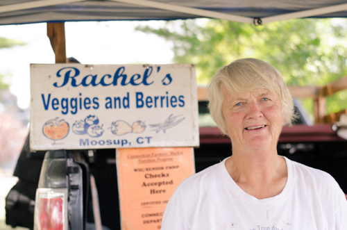 Rachel's Veggies & Berries